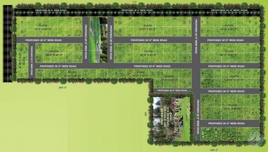 ytda approved plots for sale in yadadri nalgonda