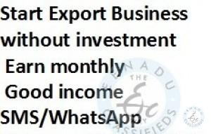 export business service in hyderabad