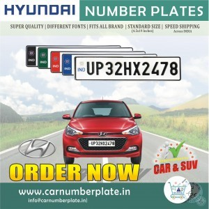 car number plate service in hyderabad