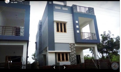 duplex independent villa for sale in bachupally hyderabad