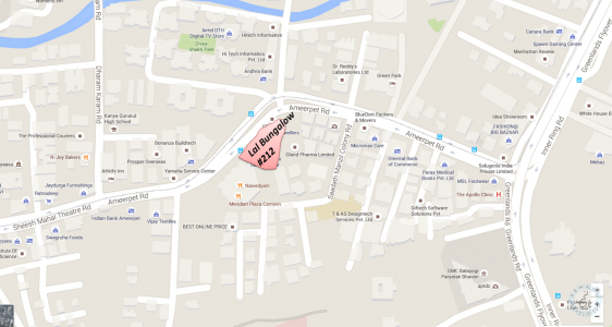 office space for rent/lease in ameerpet hyderabad