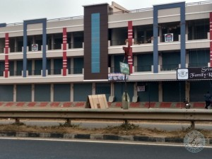 commercial complex space for lease in jaggampeta east godavari