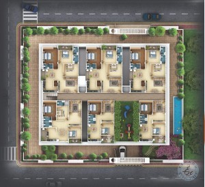 2BHK,3BHK Flats For Sale In Pragathinagar Hyderabad