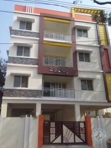 3BHK Flat For Rent In Bank Colony Vijayawada
