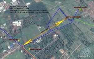 Land For Sale In Kothavalasa Road Visakhapatnam