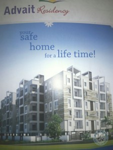 3BHK flat for sale in atthapur hyderabad