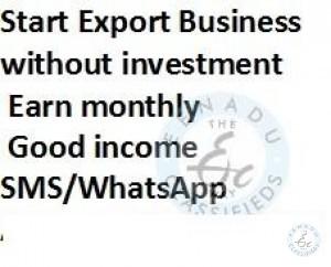start export business in hyderabad