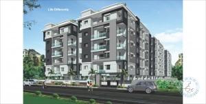 2 BHK Luxury Flats For Sale In Vidyanagar Guntur