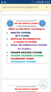 tutions for highschool mathematics in hyderabad