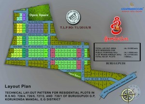plot for sale in rajahmundry east godavari