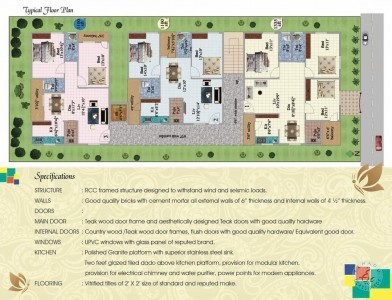 2,3 BHK Deluxe Flats For Sale In Anakapalli Visakhapatnam