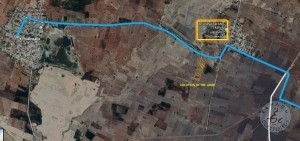 Agricultural Land For Sale In Vatsavai-polmpalle Road In Krishna(incl(amaravathi(vja)