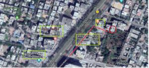 3bhk flat for rent in bharati nagar vijayawada