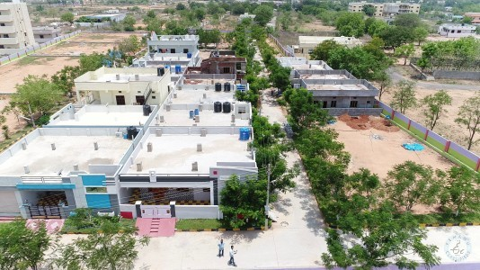 2BHK Independent Houses For Sale In ECIL Hyderabad