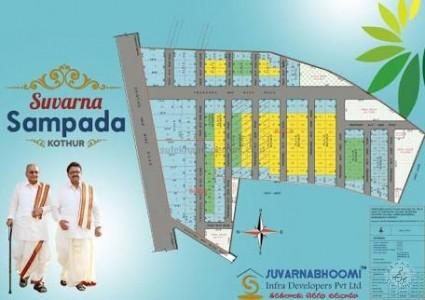 Open Plots For Sale In Kothur Hyderabad