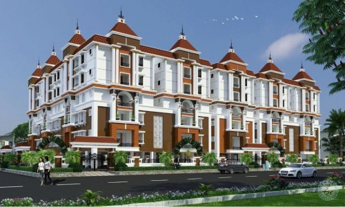 Residential Flats For Sale In Svn Colony Guntur
