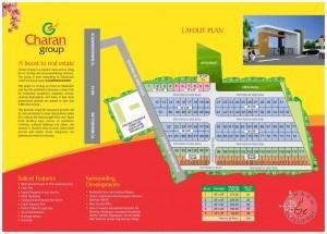 VUDA Approved Plots For Sale In Ampolu Srikakulam