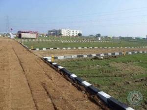 plots for sale in near ramavarappadu ring krishna