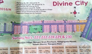 Plots For Sale In Masaipet Yadagirigutta Nalgonda