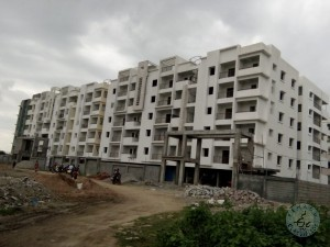 3bhk 1673sft Flats For Sale At Miyapur Hyderabad