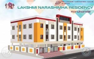 Flats For Sale In Korukonda East Godavari