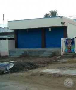 total for commercial complex at punyakshetram