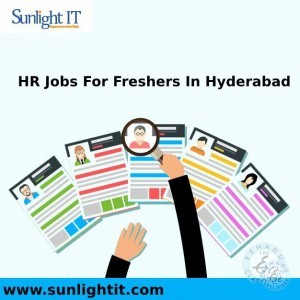 Jobs In Hyderabad For HR Freshers