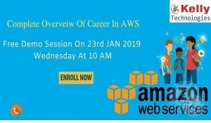 AWS Training Free Demo Session In Hyderabad