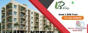 2 BHK Flats For Sale In Bolarum, Hyderabad