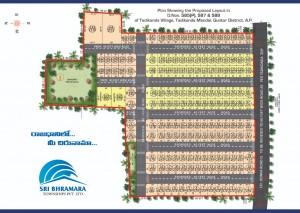 plots for sale in tadikonda guntur