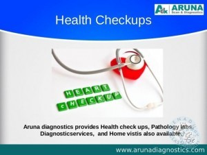Health Packages In Hyderabad
