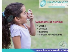 Homeopathy Treatment For Asthma In Hyderabad