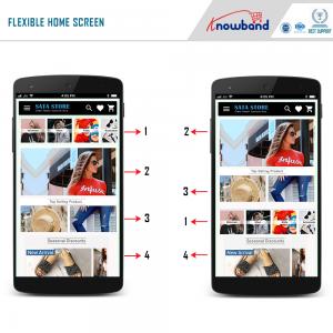 E-Commerce Mobile App Developement - KnowBand
