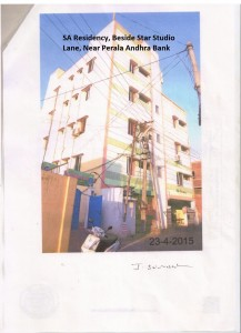 Flats For Sale In Perala Prakasam