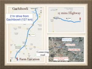 Agricultural Land For Sale In Hyderabad-bangalore Highway