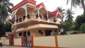 independent house for lease/rent in razole east godavari