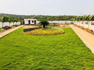 VMRDA Plots For Sale In Ramanarayanam Temple Vizianagaram