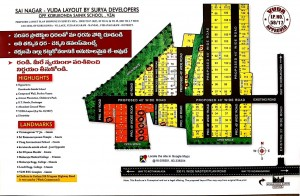 Plots For Sale In Denkada Hyderabad