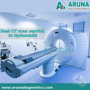 Best CT Scan Service In Hyderabad