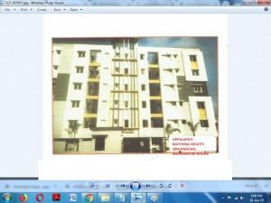 2 Bhk Flat For Rent In Ajithsingh Nagar Krishna Amaravati, Vijayawada