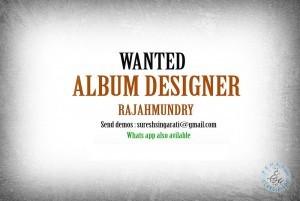 Photoshop Designer Jobs In Rajahmundry East Godavari