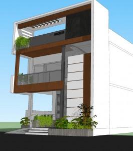 commercial building for rent in attili west godavari