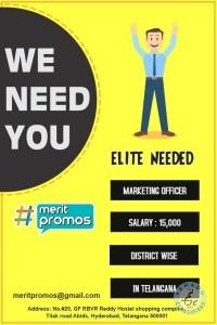 Marketing Jobs In Nizamabad