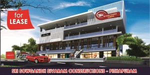 Commercial Space For Rent In Pithapuram Anantapur