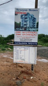 Flats For Sale In Sanghivalasa Visakhapatnam