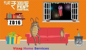 Residential Pest Control Service In Visakhapatnam