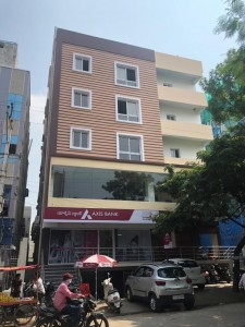 commercial space for lease/rent in vijayanagar colony hyderabad