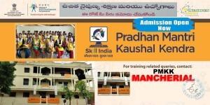 free computer training in mancherial adilabad
