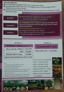 Plots For Sale In Kolanupaka Hyderabad