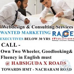 Executives Jobs In Hyderabad